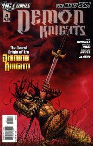 Demon Knights #4 (2011)