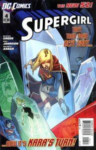 Supergirl #4 (2011)