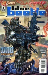 Blue Beetle #4 (2011)