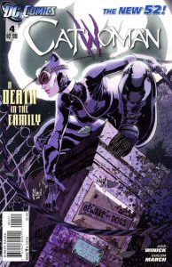 Catwoman #4 (2011)