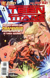 Teen Titans #4 (2011)