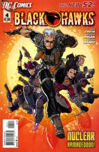 Blackhawks #4 (2011)