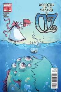 Dorothy & the Wizard in Oz #4 (2011)