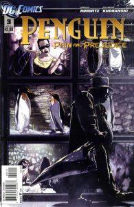 Penguin: Pain & Prejudice #3 (2011)