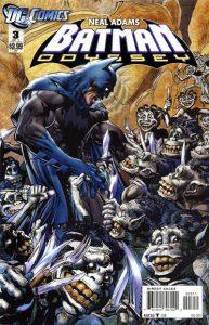 Batman: Odyssey #3 (2011)