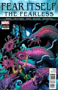 Fear Itself: The Fearless #4 (2011)