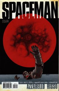 Spaceman #3 (2011)