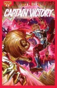 Kirby: Genesis - Captain Victory #2 (2011)
