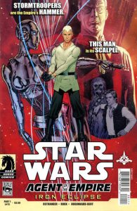 Star Wars: Agent of the Empire - Iron Eclipse #1 (2011)