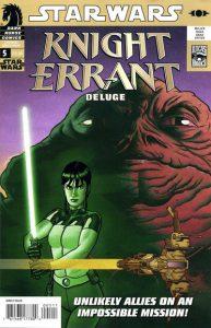 Star Wars: Knight Errant - Deluge #5 (2011)