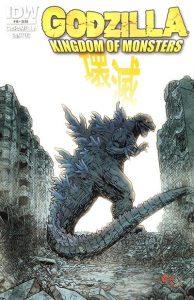 Godzilla: Kingdom of Monsters #10 (2011)