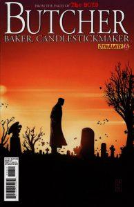 The Boys: Butcher, Baker, Candlestickmaker #6 (2011)