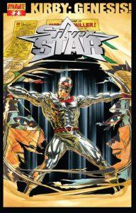 Kirby: Genesis - Silver Star #2 (2011)