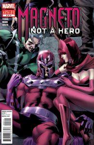 Magneto: Not a Hero #2 (2011)