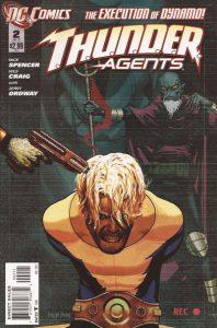 T.H.U.N.D.E.R. Agents #2 (2011)