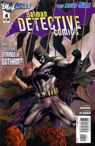 Detective Comics #4 (2011)