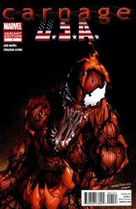 Carnage U.S.A. #1 (2011)