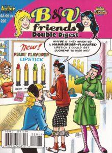 B&V Friends Double Digest Magazine #220 (2011)