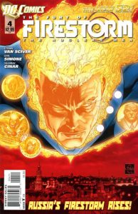 Fury of the Firestorms: The Nuclear Men #4 (2011)