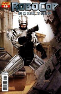 RoboCop: Road Trip #1 (2011)