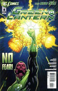 Green Lantern #4 (2011)