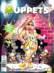 Disney-Pixar/Muppets Presents: The Treasure of Peg Leg Wilson #8 (2011)