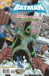 The All-New Batman: The Brave and the Bold #14 (2011)