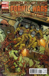 Formic Wars: Silent Strike #1 (2011)