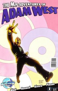 The Mis-Adventures of Adam West #2 (2011)
