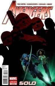 Avengers: Solo #3 (2011)