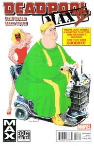 Deadpool Max 2 #3 (2011)