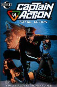 Captain Action Omnibus #[nn] (2011)