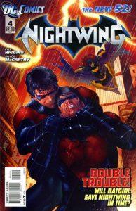 Nightwing #4 (2011)