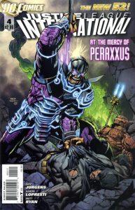 Justice League International #4 (2011)