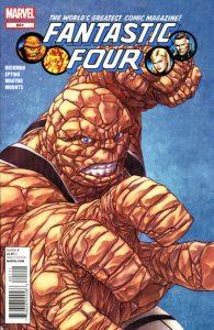 Fantastic Four #601 (2011)