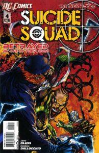 Suicide Squad #4 (2011)