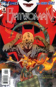 Batwoman #4 (2011)