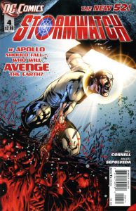 Stormwatch #4 (2011)