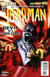 DC Universe Presents #4 (2011)