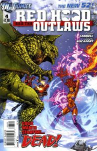 Red Hood and the Outlaws #4 (2011)