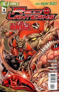 Red Lanterns #4 (2011)