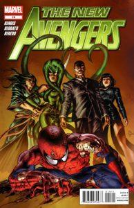 New Avengers #19 (2011)