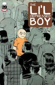 The Li'l Depressed Boy #9 (2011)