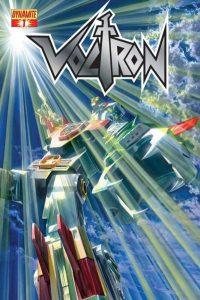 Voltron #1 (2011)