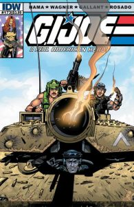 G.I. Joe: A Real American Hero #173 (2011)