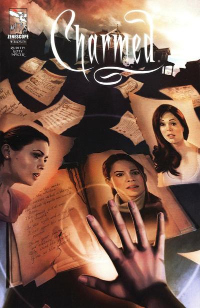 Charmed #17 (2011)
