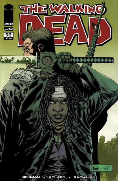 The Walking Dead #92 (2011)
