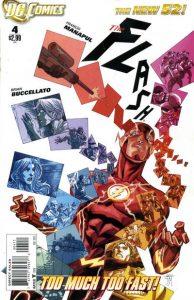 The Flash #4 (2011)