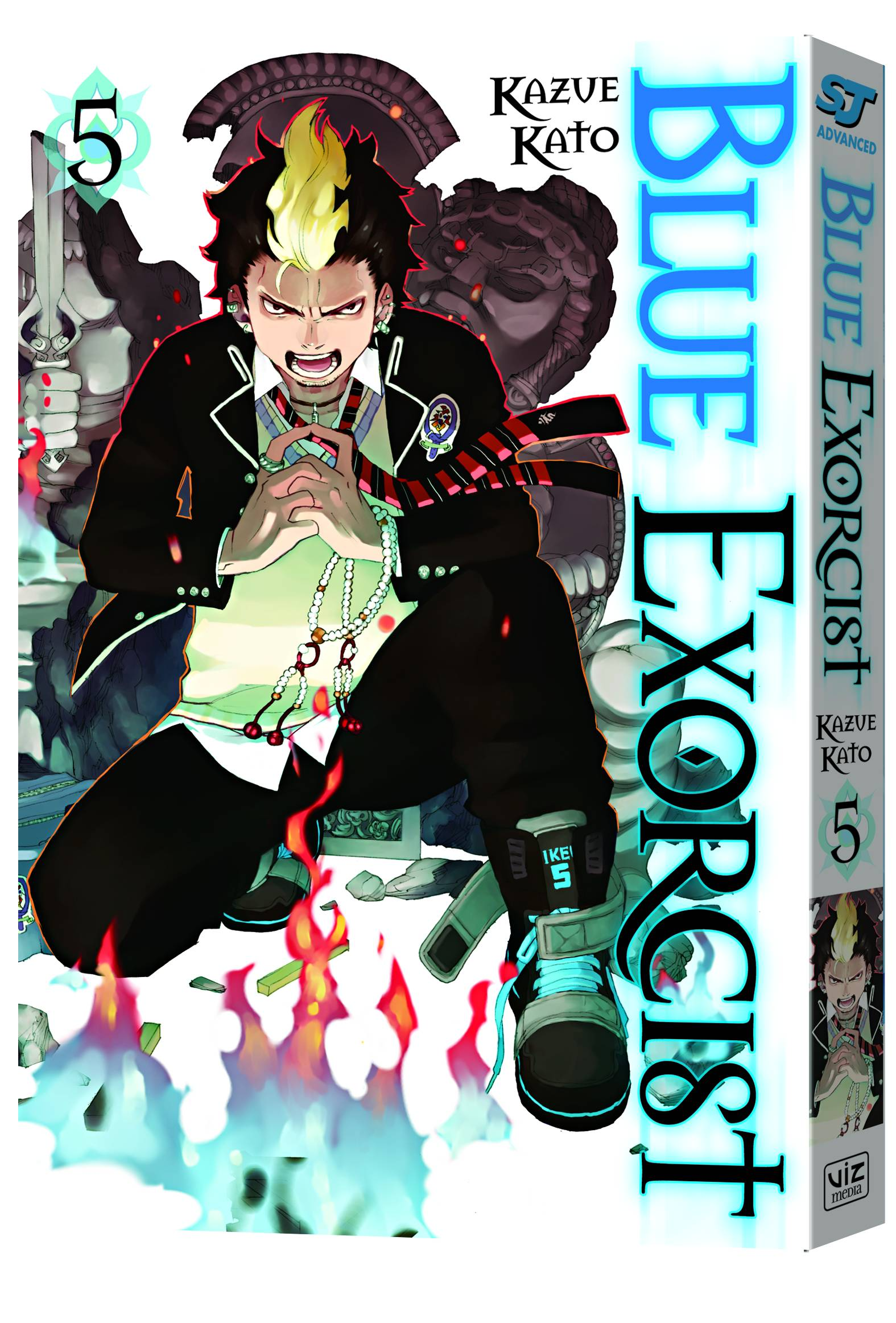 Blue Exorcist #5 (2011)