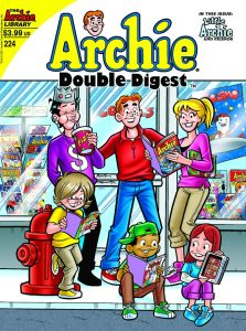Archie Double Digest #224 (2011)